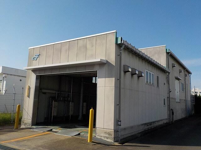 SDプラント(福岡空港)