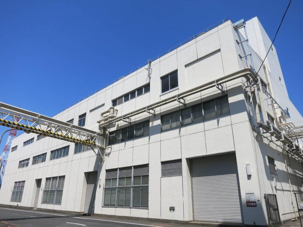 第四原動機工場