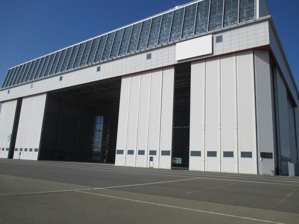 関西国際空港格納庫