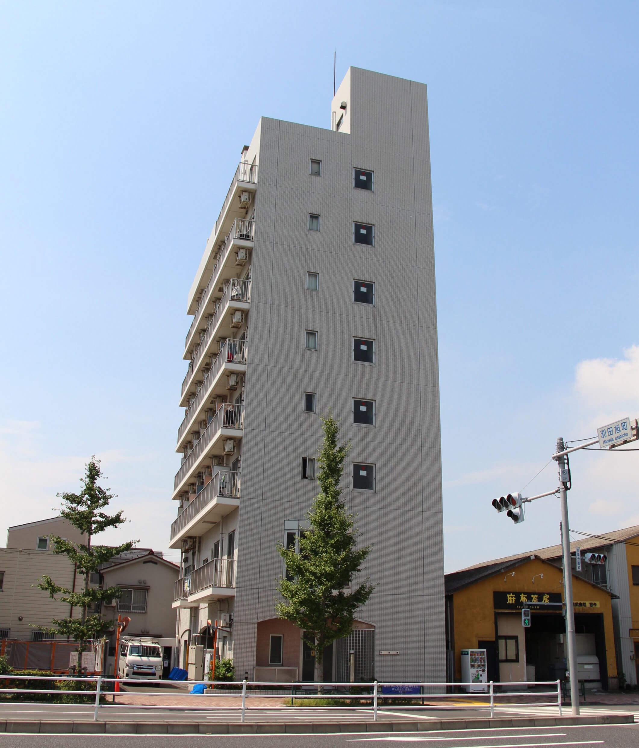 メゾン羽田