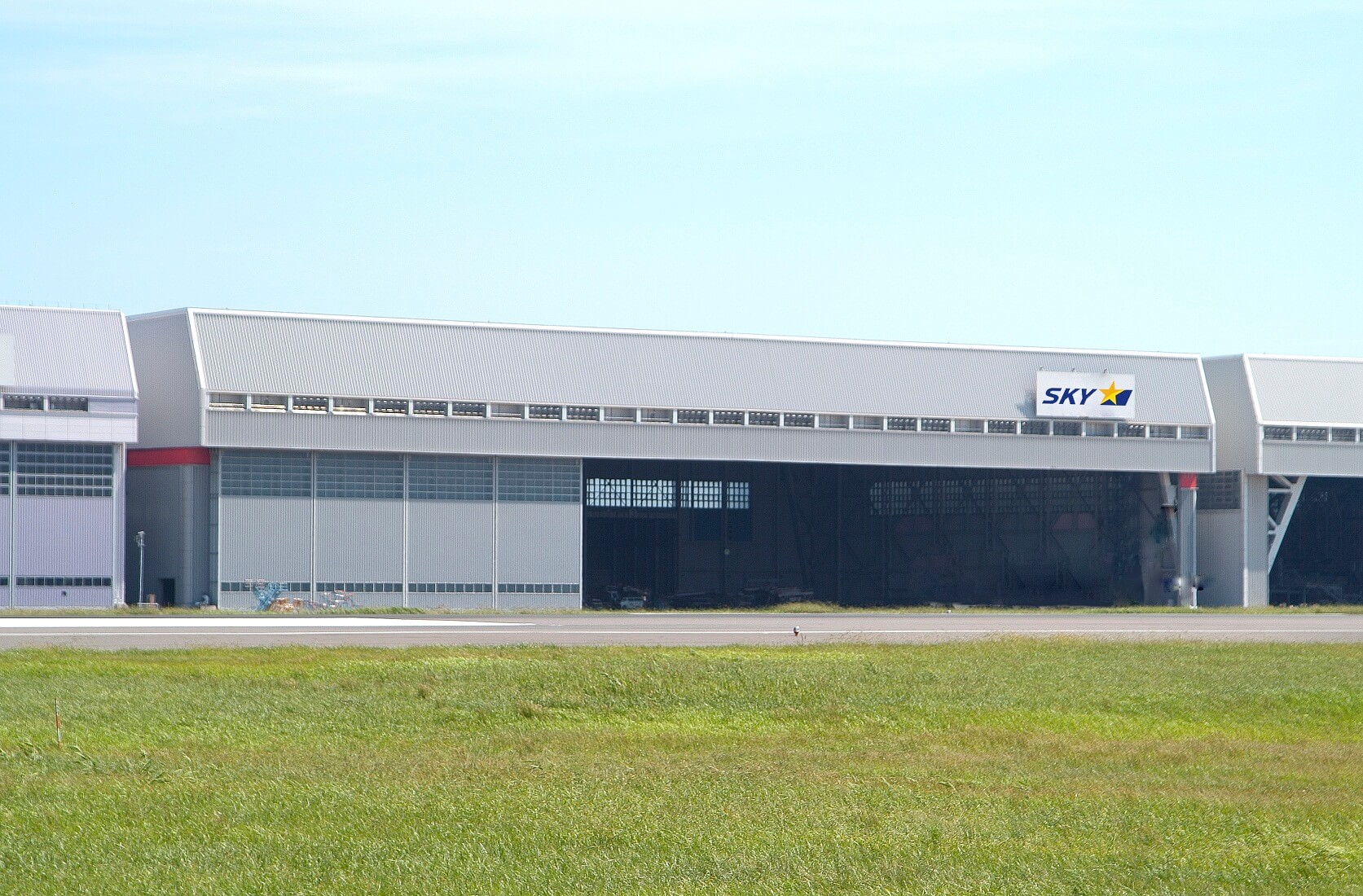 West Side Hangar