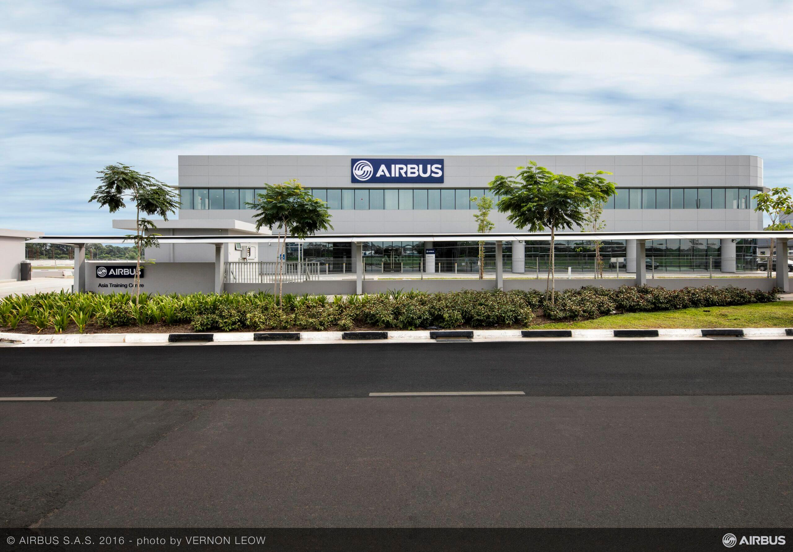 Airbus Asia Training Center