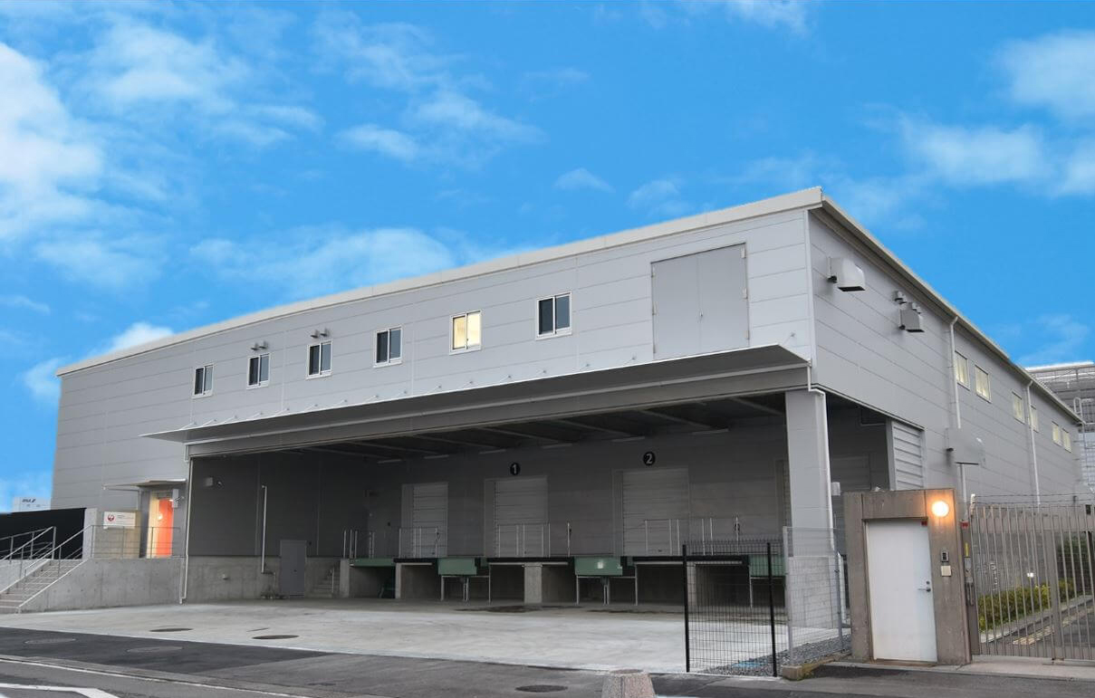 Technical Center Warehouse Building